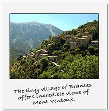 Brantes, France
