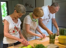 Provence Escapes Cooking Class