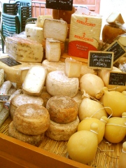 Cheese from Banon